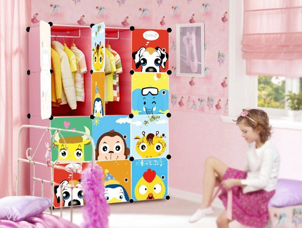 Child MAGINELS Portable Clothes Closet
