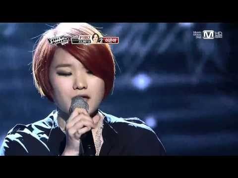 [enews24.net] 손승연 20살 맞아? 감성자극 '물들어' 눈물의 기립박수 - YouTube