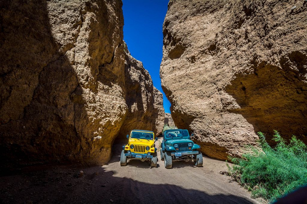 Must Do Off Road Adventures For Your Jeep Bucket List Off Road