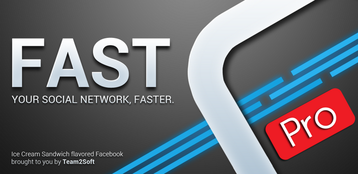 Fast Pro for Facebook Beta v1.91 apk Requirements Android