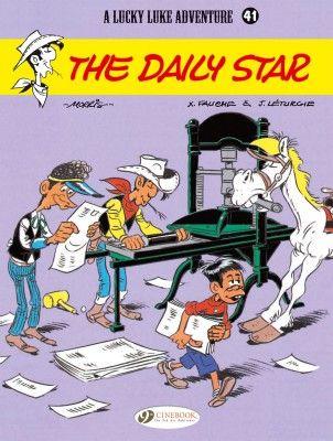 Lucky Luke - The Daily Star - Red Kit