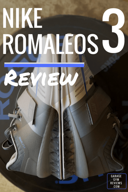 Nike Romaleos 3 Weightlifting Shoes Review