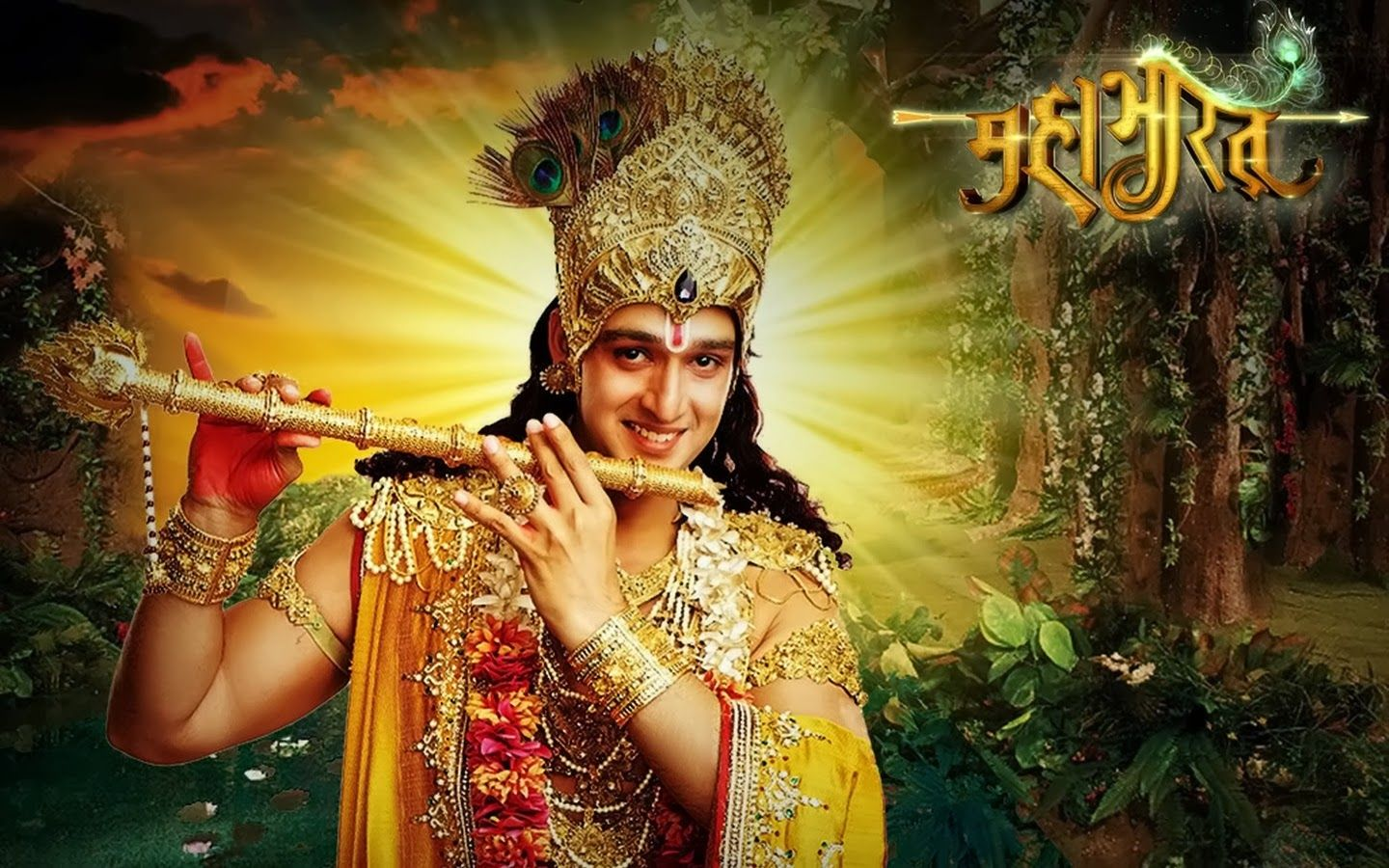 Krishna Wallpaper Tv Serial Hd Size Free Download महभरत