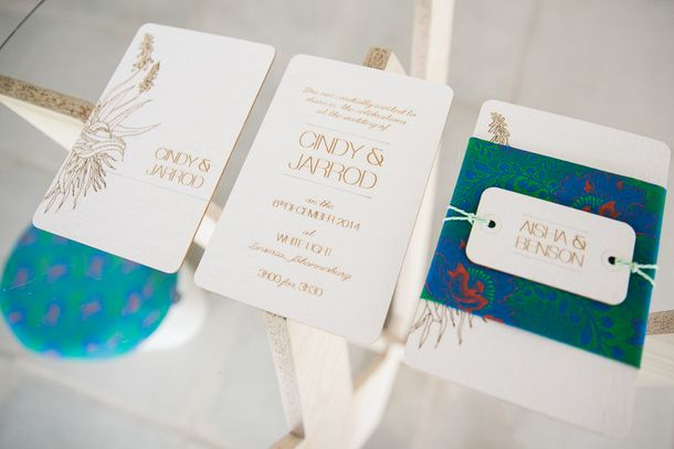 Local Wedding Invitations: Local Colour Styled Shoot From The NEW Wedding