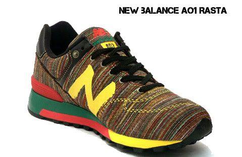 NEW BALANCE RASTA SNEAKERS   Zapatillas   Pinterest
