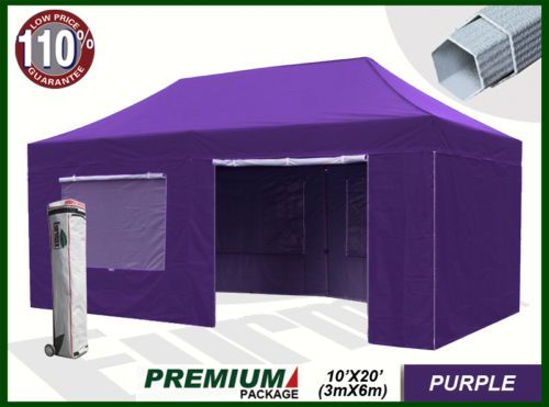 Details About Eurmax 3mx6m Premium Gazebos Marquee Heavy Duty Pop Up Gazebo W Full Walls Gazebo Pop Up Canopy Tent Instant Canopy