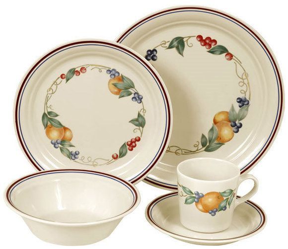 1995-2017 Corelle Callaway Ivy Set of Two Cup and Saucer Sets