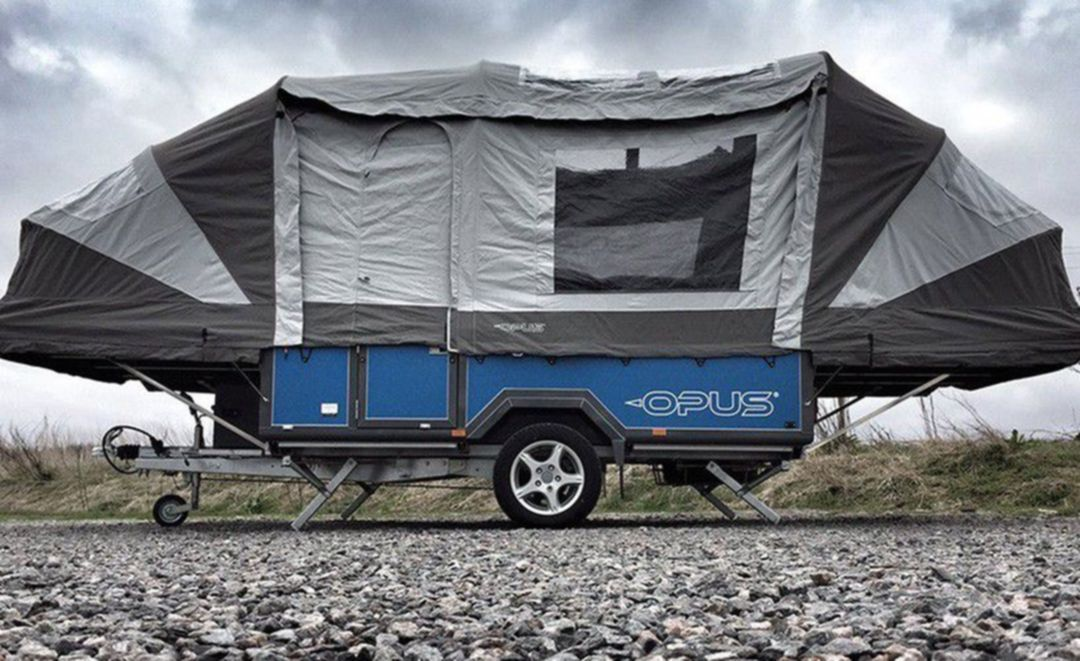37 Cozy Small Tent Trailers Ideas For Inexpensive Camping 2019