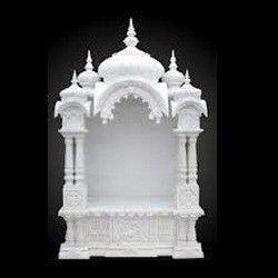 Exclusive Marble Telple (Marble Pooja Mandir   Home decor ...