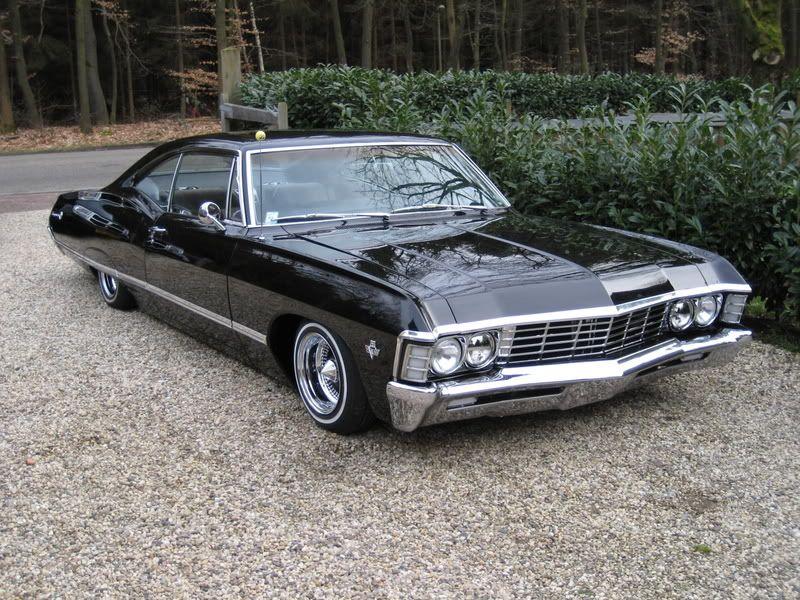 chevrolet impala 67