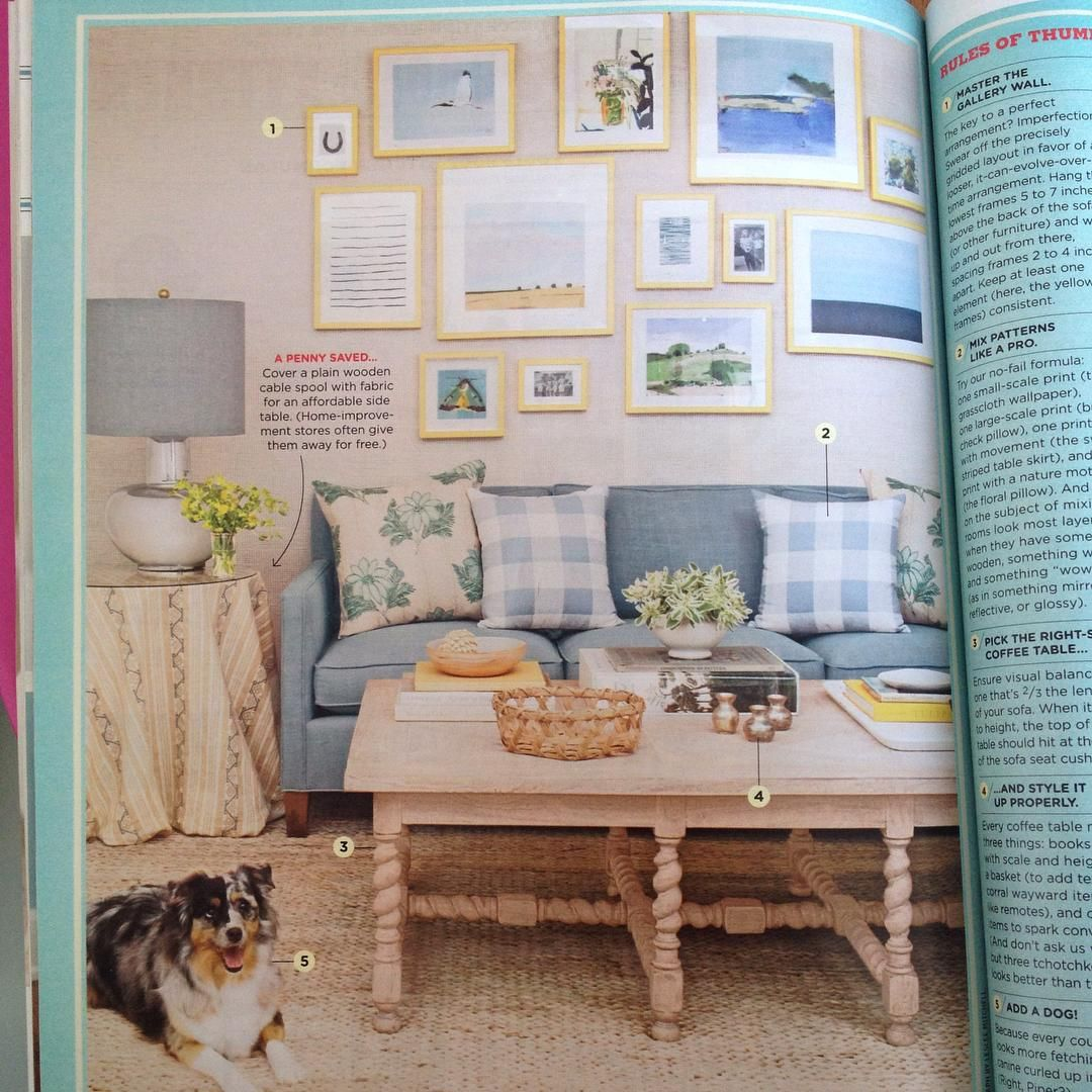September issue of countrylivingmag