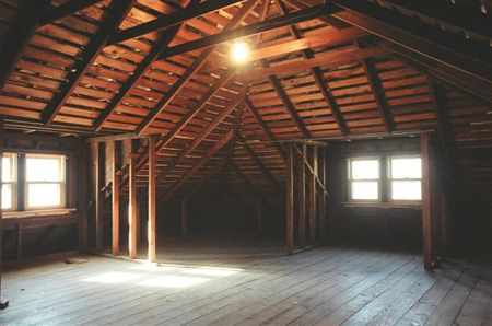 attic remodeling before and after | before and after attic renovation  toronto | My House |