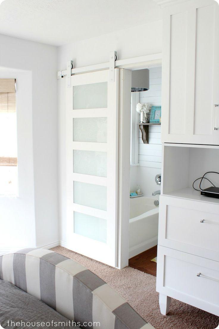 Design Bathroom Sliding Door sliding bathroom door home sweet pinterest door