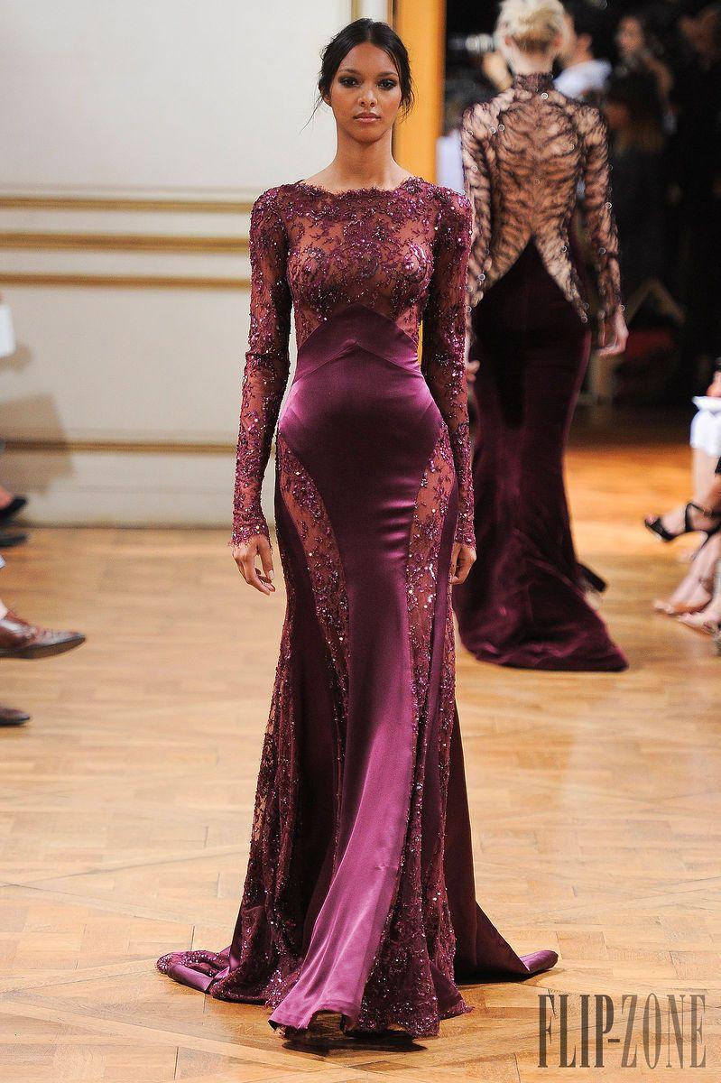Zuhair murad couture fallwinter just dresses