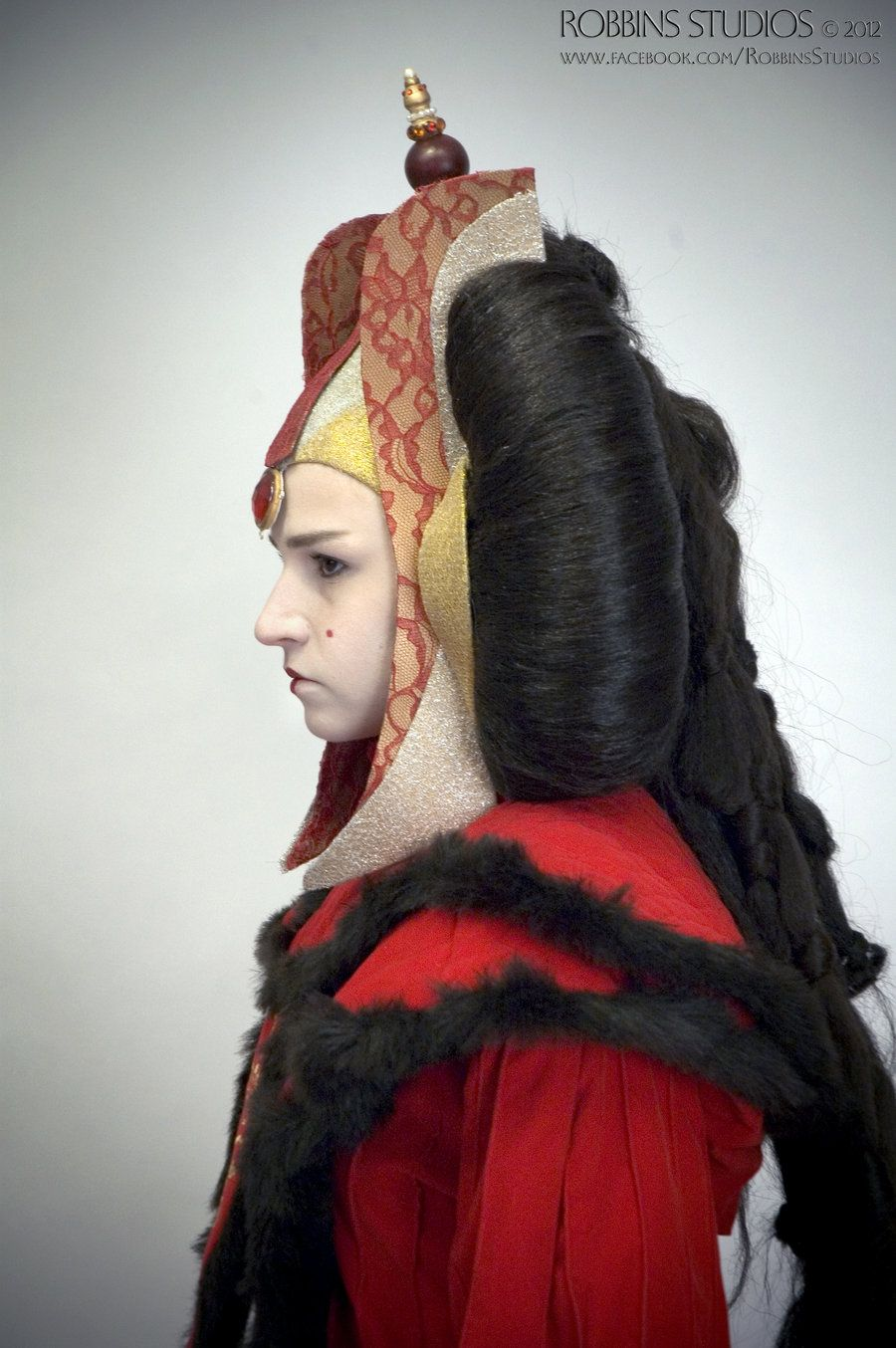 Queen amidala throne room cosplay google search - Princesse amidala ...