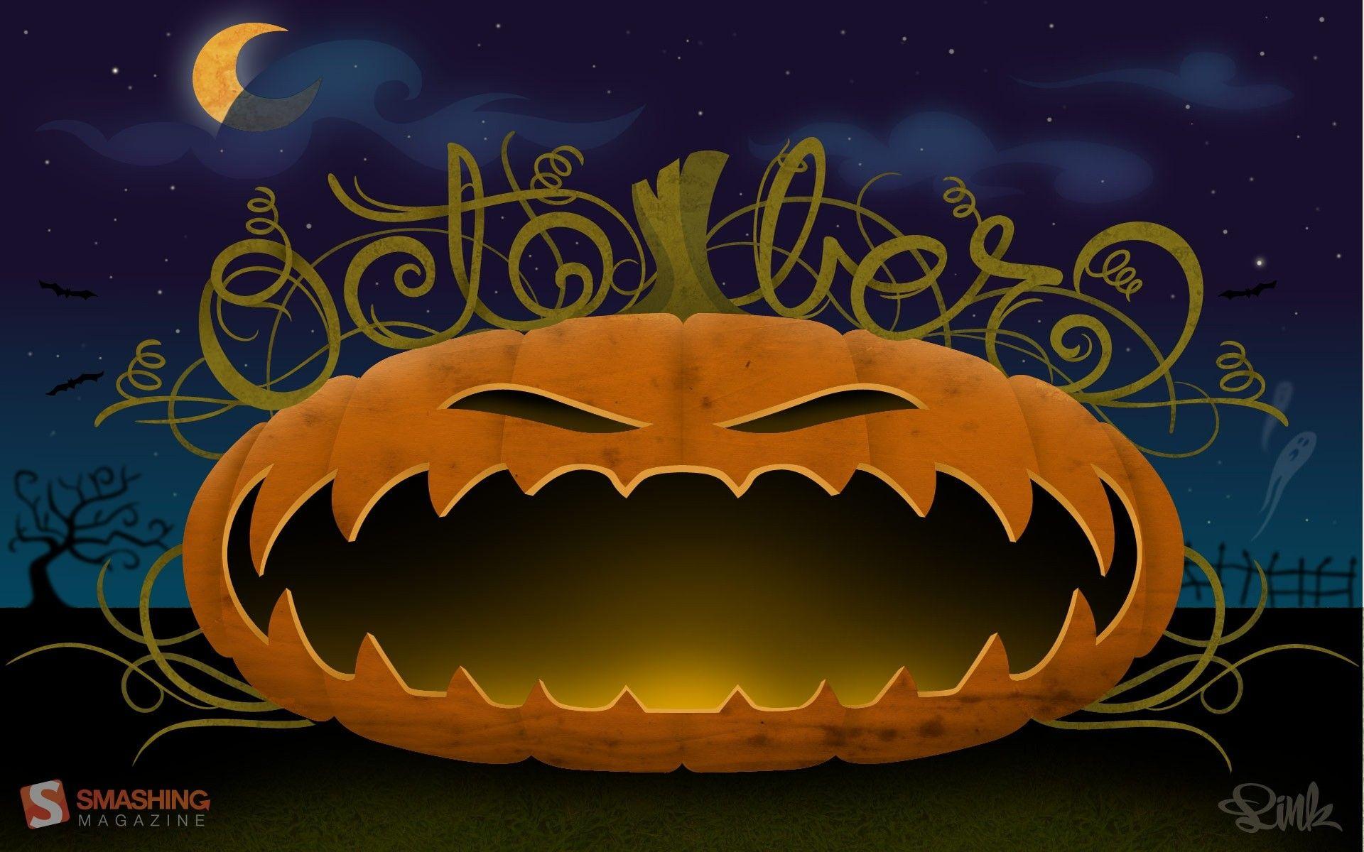 Elegant Free Live Halloween Wallpaper For Pc