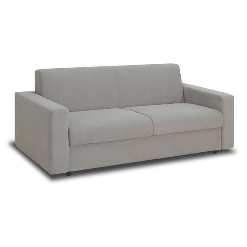 Sofa Story Canape Convertible Manitoba 3 Places Microfibre 194x96x82 Achat Vente Canapes Tissu Pas Chers Rueducomm Canape Ikea Sofa Ikea Ektorp