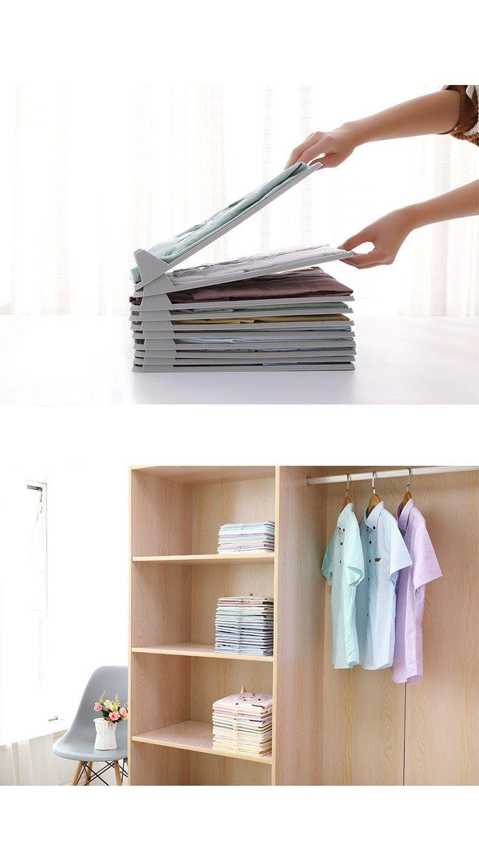 Closet Organizer 4 Pieces Lot Clothes Storage Rack Clothing