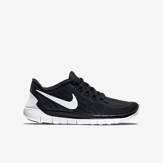Nike Free 5.0 Kids' Running Shoe.