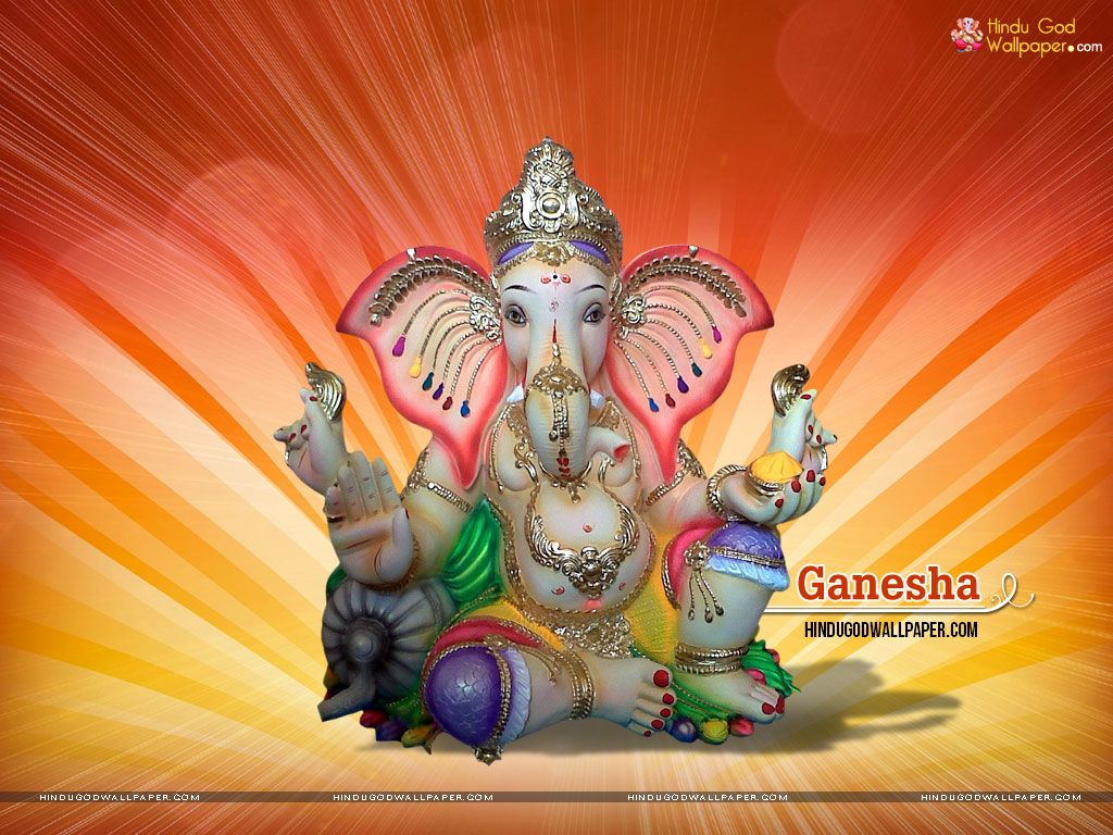 Ganpati Murti Wallpapers, Photos & Images Download