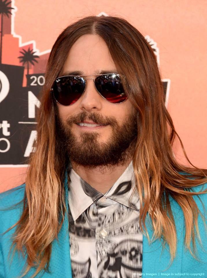 Jared Leto - iHeartRadio Awards, LA - May 1st, 2014