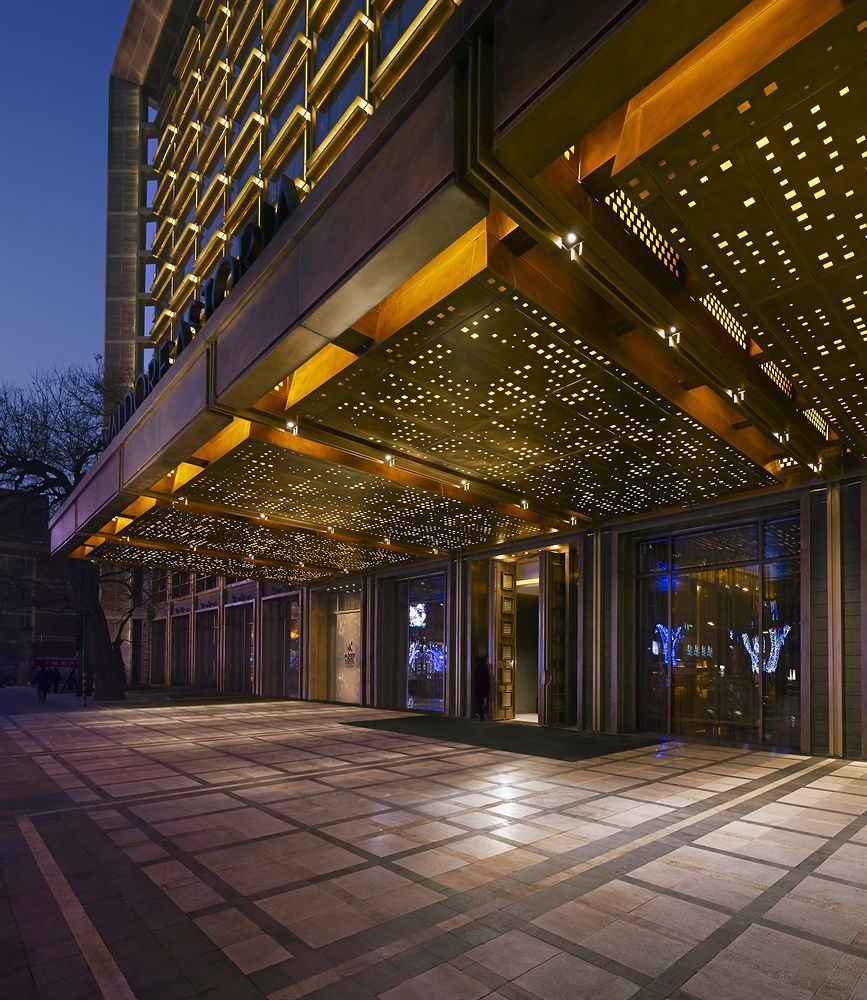 Waldorf Astoria Beijing Patio Canopy Canopy Outdoor