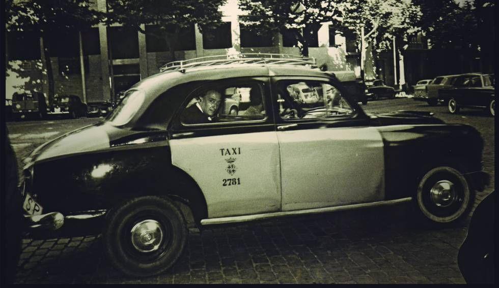 HISTORIA DEL TAXI DE BARCELONA: A PARTIR DE 1960. – Infotaxi.net