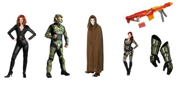 DIY Destiny Awoken Hunter Costume Hunter costume
