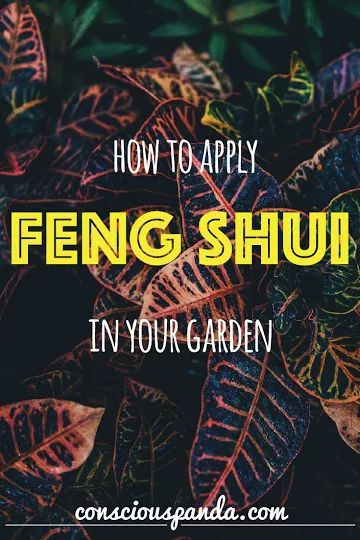 How to Apply Feng Shui In Your Garden Pinterest Feng shui - feng shui garten bagua