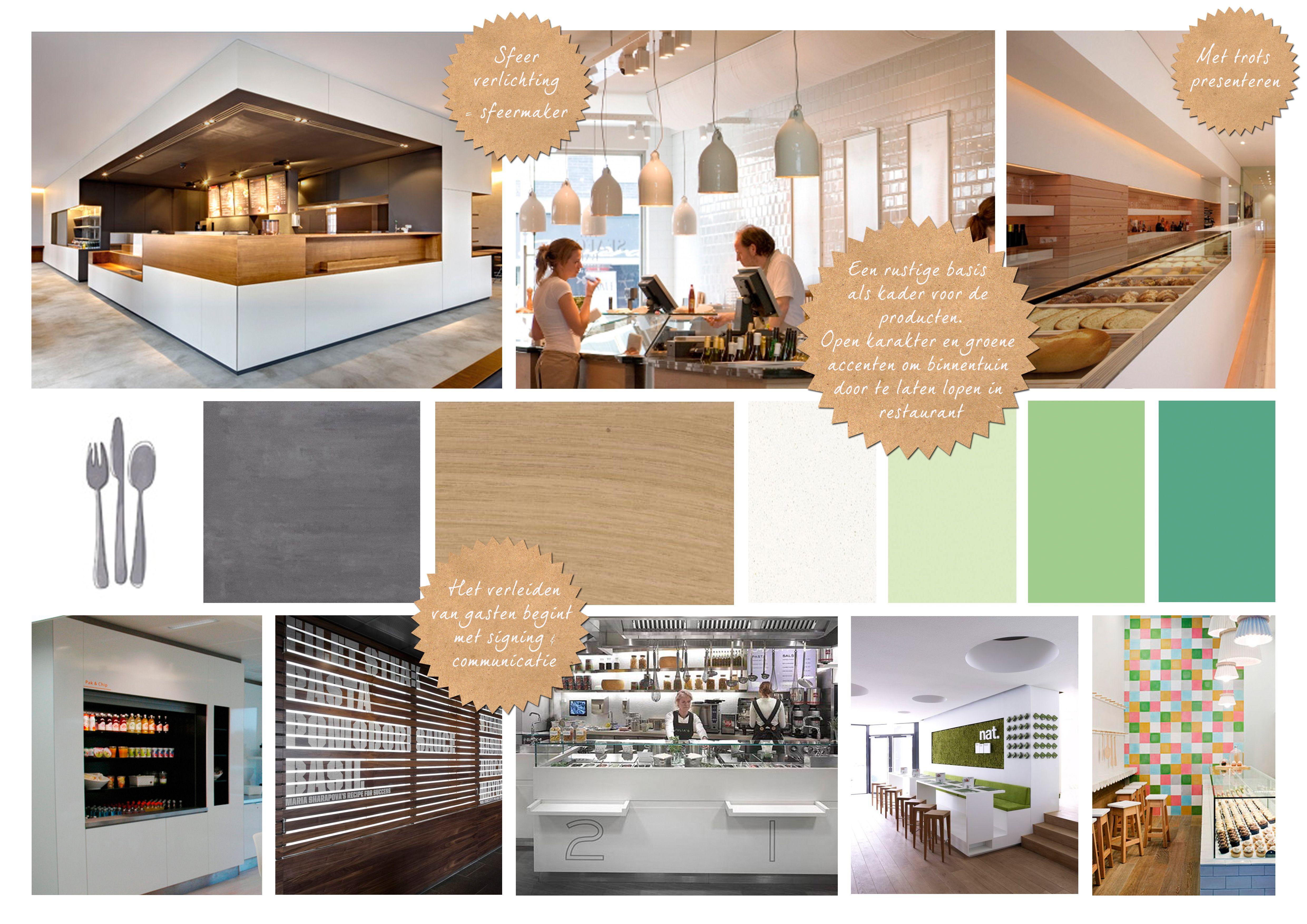 Restaurant mood board buscar con google moodboard