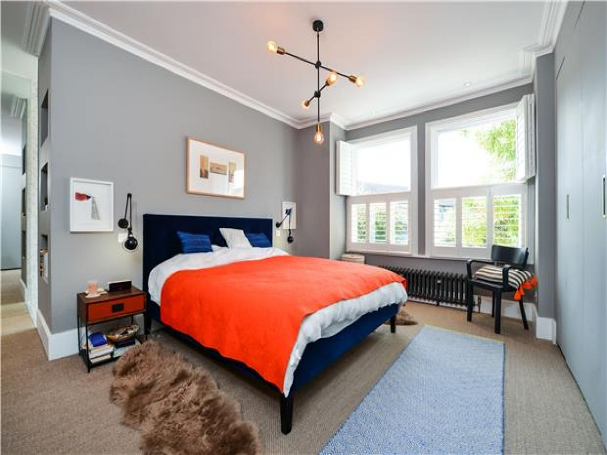 Brights Are In This Season Add Them To Your Property With Simple Accessories Like This Home In London See More From Ezy Bright Bedding Neutral Bedroom Home