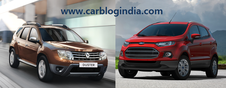 Duster Sells 29 More Than Ecosport In Brazil Ford Ecosport Renault