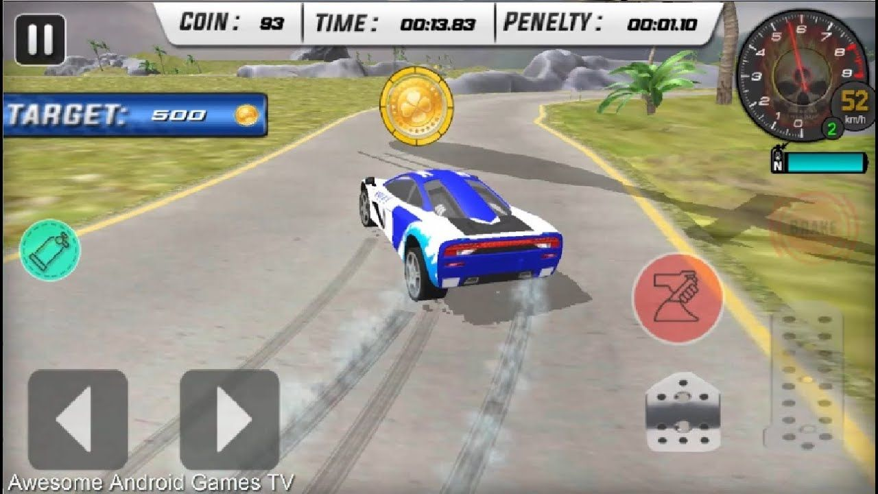 Police Car Drift Racing Simulator 3d Police Car Driving Game Android Driving Games Racing Simulator Police Cars