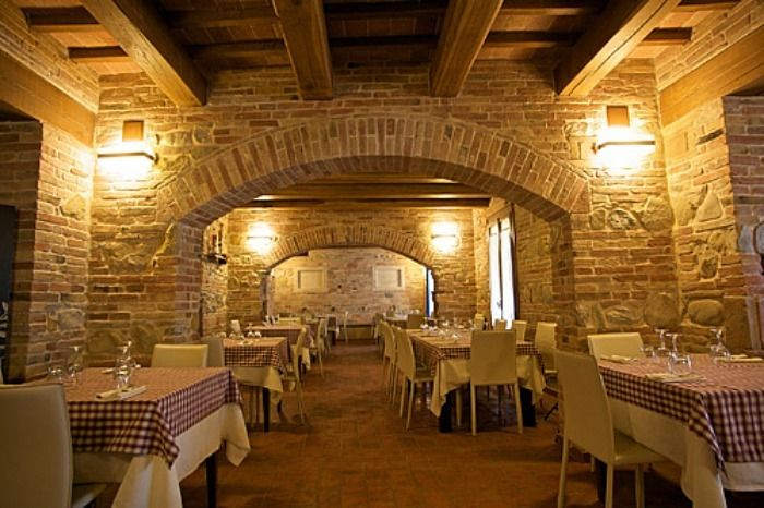 Best Le Marche Restaurants: Locanda Montelippo, Colbordolo | A Visit to Le Marche