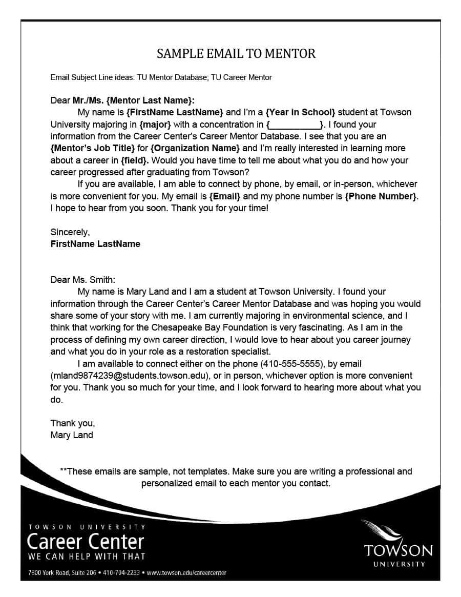 Download professional email example 22 professional