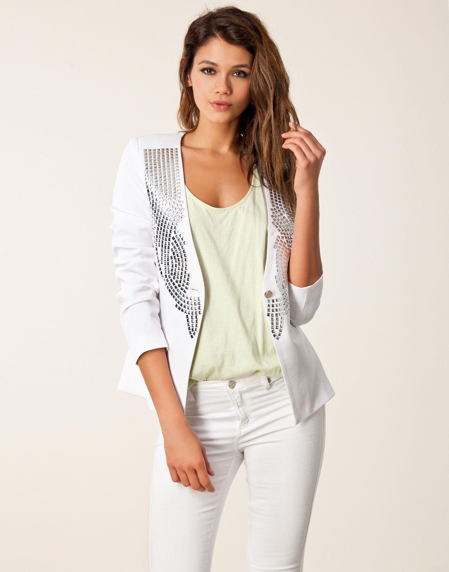Yazlik Ceket Modelleri Moda Kadin Denim Ceketler