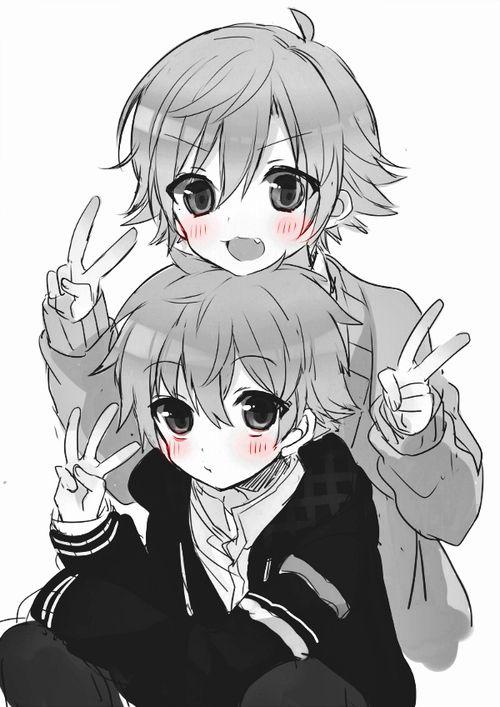 Happy Anime Boy Tumblr