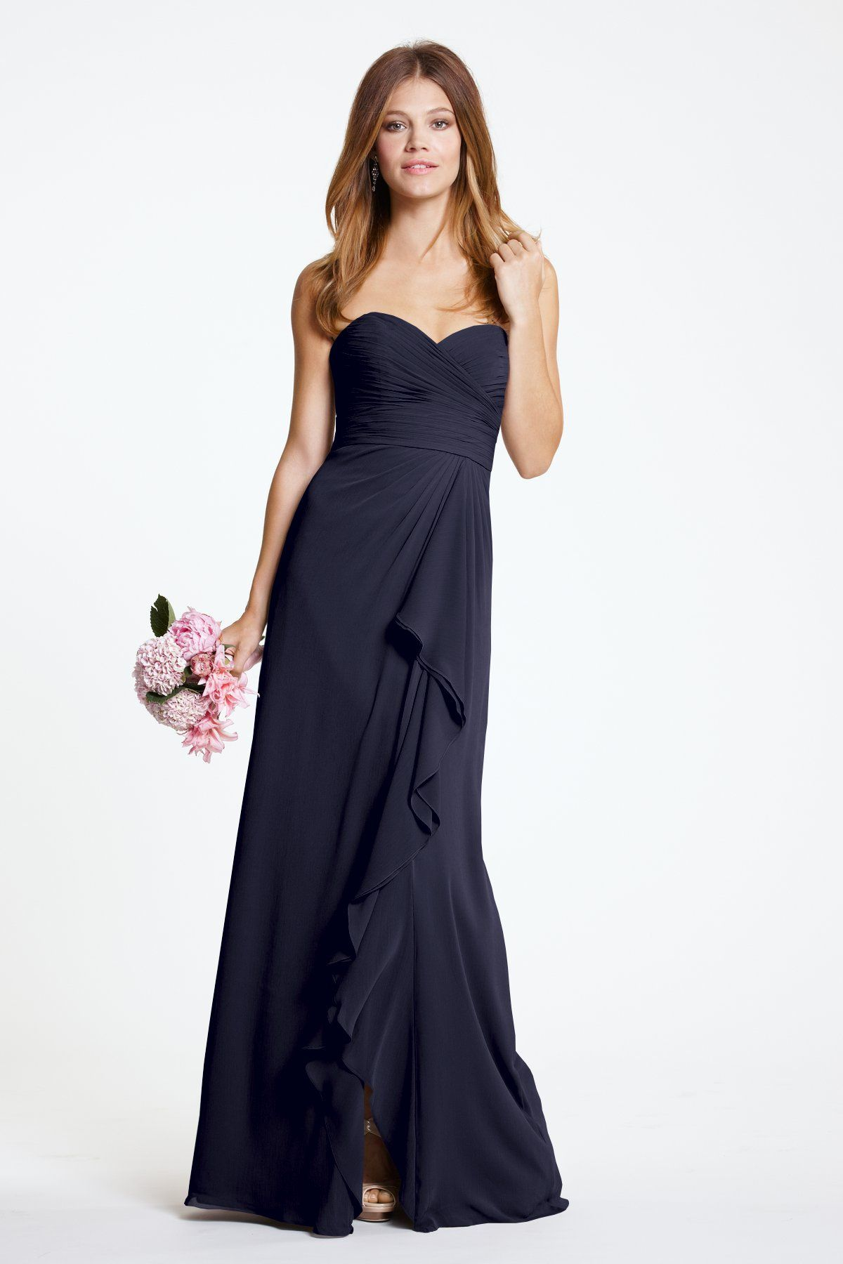 Dresses for wedding maids  Pin by Gina Makoujy on MaidsWear  Pinterest  Maids and Weddings