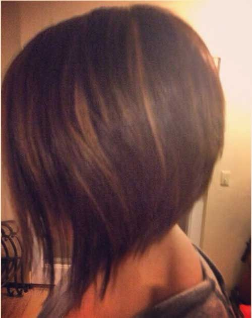 25 Short Inverted Bob Hairstyles Hair Cut And Color Pinterest