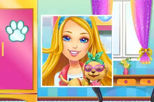 Barbie Pup Rescue Jogos Na Internet Em 2021 Jogos Para Meninos Jogos Online Jogo De Carro