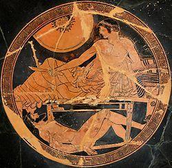 Iliaden - Wikipedia's Iliaden as translated by GramTrans