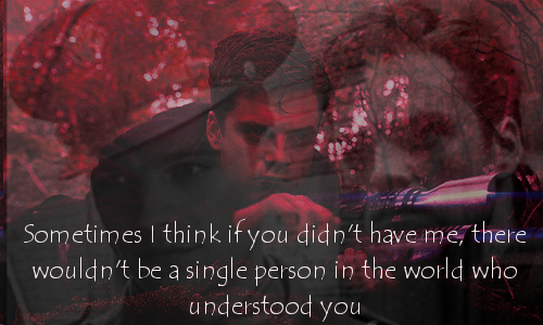 One of my favorite Bucky quotes from the comics. I cried right along with Steve when he remembered Bucky saying that, and looked down at the Winter Soldier project file with its images of what Bucky became. That was the moment I realized I cared whether Bucky lived past the end of the story. I didn't just want Steve to see him again. I wanted him to live, to go on living indefinitely as a regular character rather than a one-off heart-tugger who'd die again by chapter's end. Anybody who loved…