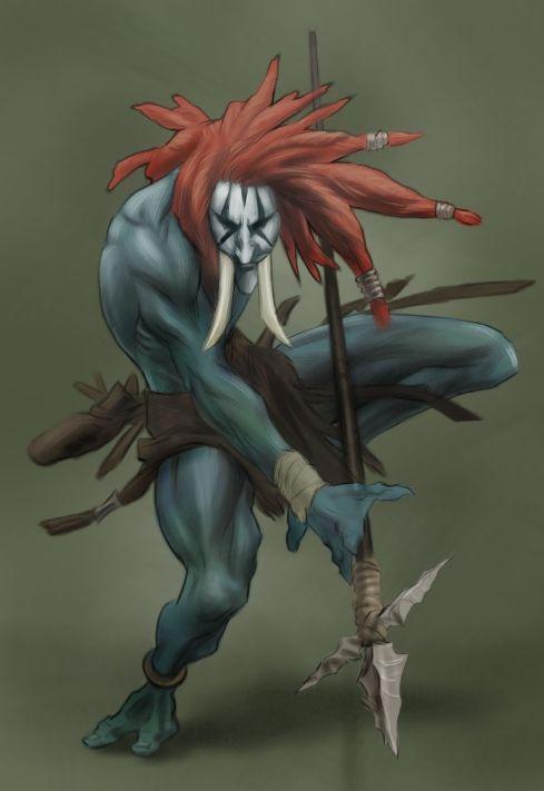 Troll by Irontree deviantart com on @deviantART   Fantasy Games in