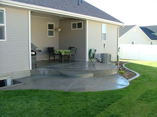 Patio Home Plans Find House Plans Concrete Patio Designs Patio Patio Design