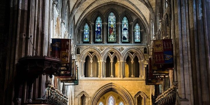 St. Patrick's Cathedral, Dublin, Republic of Ireland, Europe