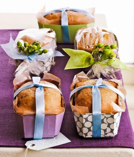 Baked Christmas Gifts: Homemade Food Gifts, Food Gifts