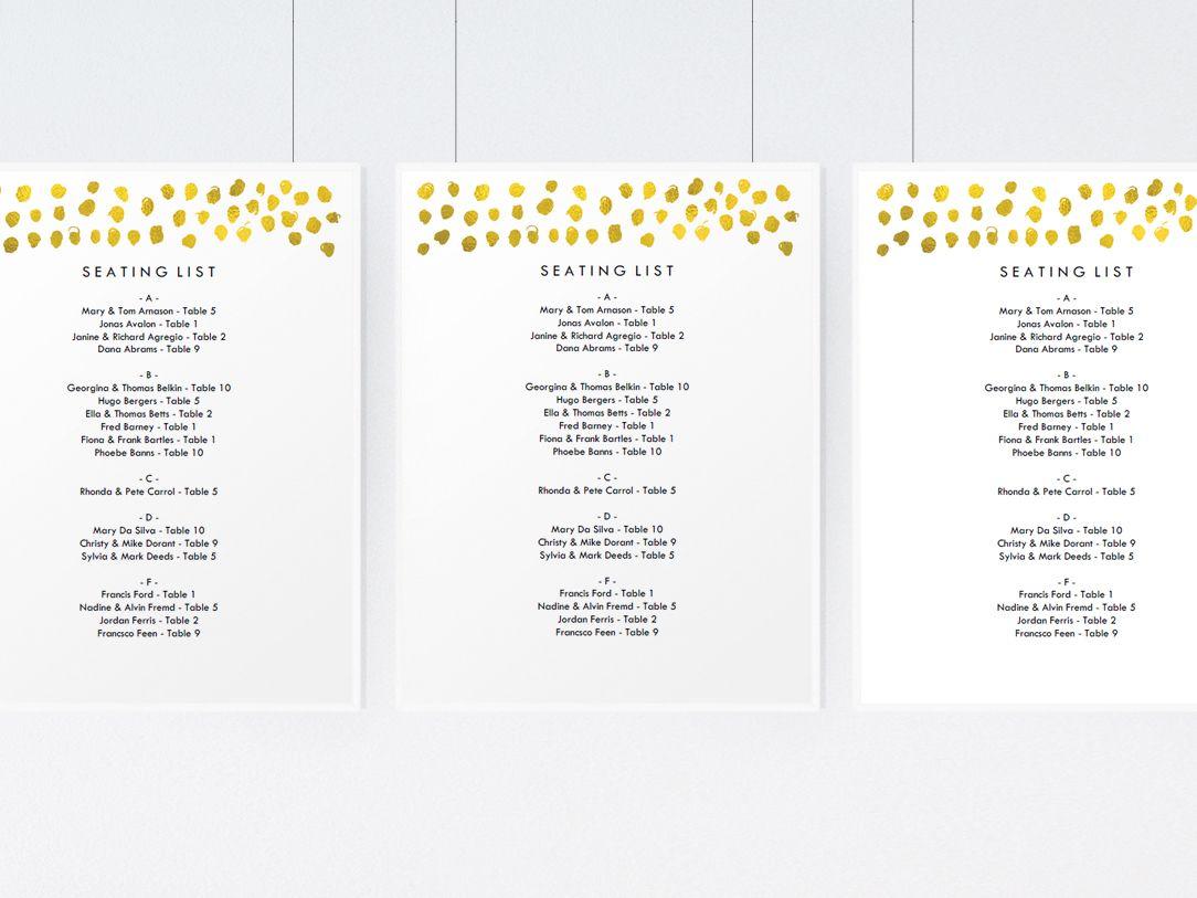 printable wedding seating sign blue green geometric geometric