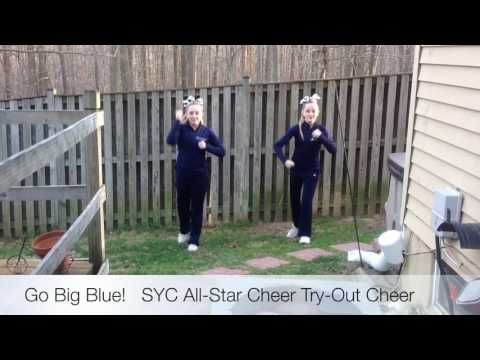2017-2018 SYC All-Star Try Outs - YouTube