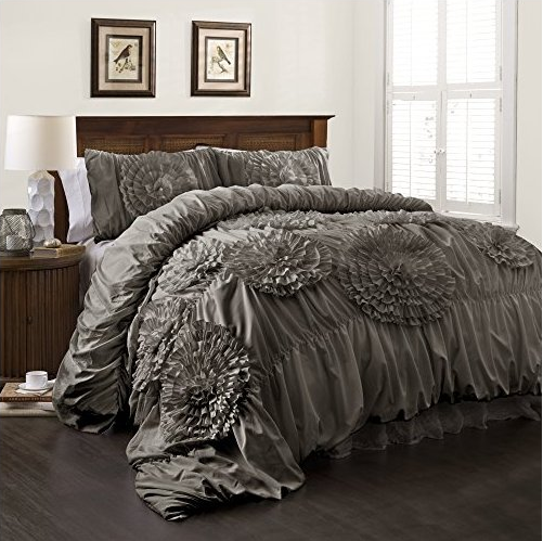Tranquil Nights Queen Size Tiles Microfiber Comforter And Bedding Ensembles Set Contest Giveaway Giveaways Pinterest