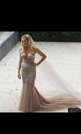New Inbal Dror wedding dress currently for sale at off retail